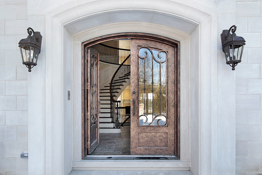 Add Style to Your Doors With Jet Glass and Mirror & Decorative Door Installation: Annapolis u0026 Stevensville MD | Jet ... pezcame.com